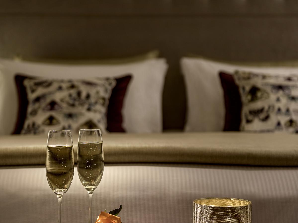 La brillante 5 stars luxury riad hotel in Marrakech - Photo of the room