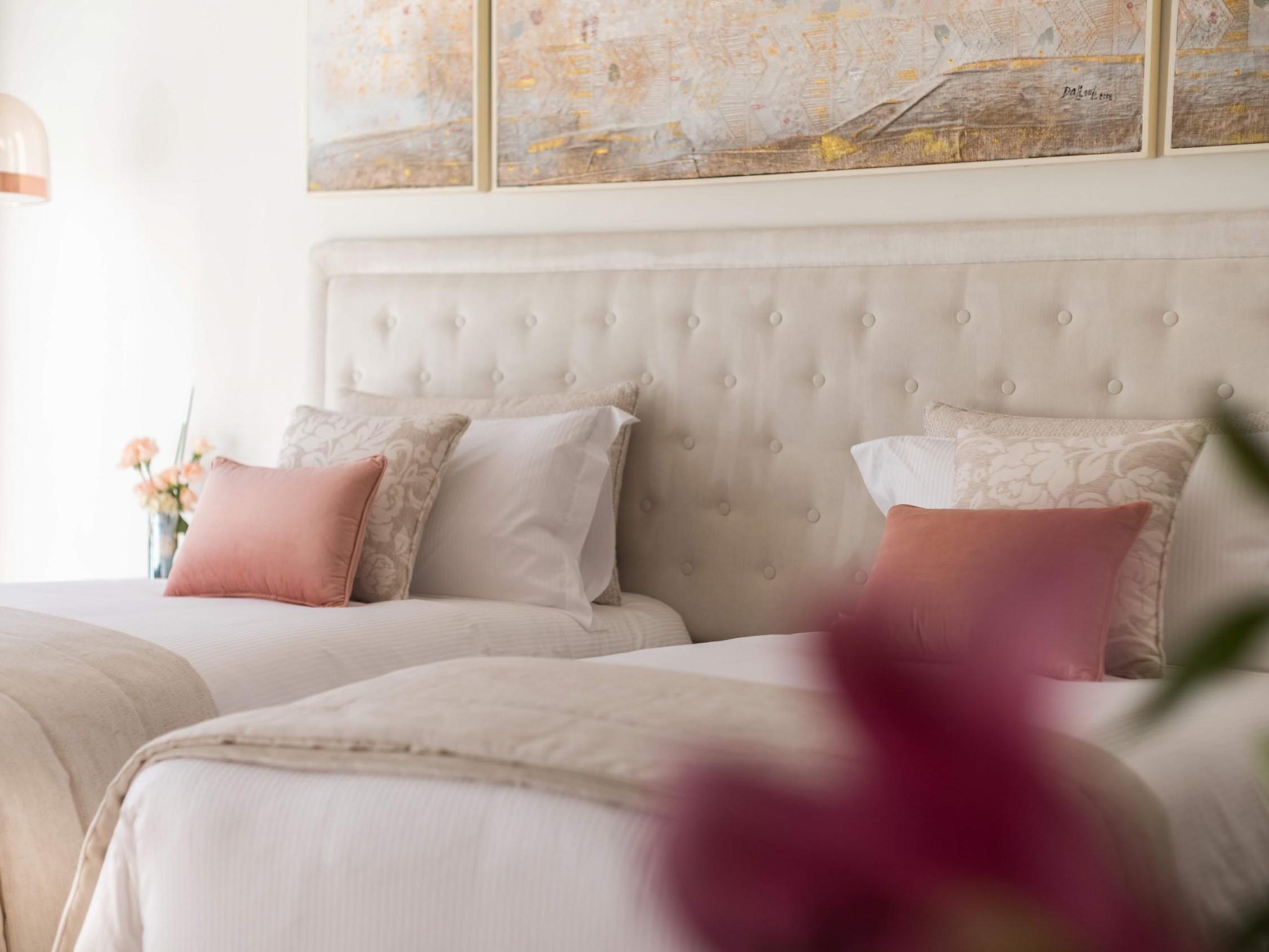 chambre hotel 5 étoiles riade à Marrakech