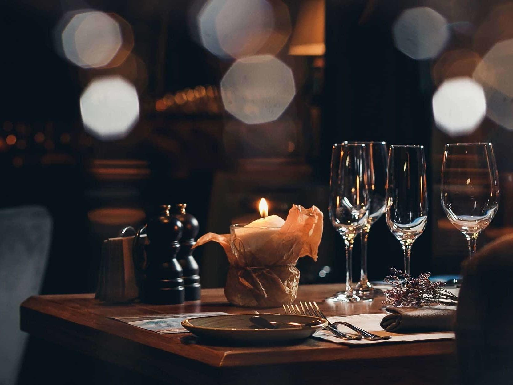 restaurant gastronomique à marrakech de l'hotel riade la brillante