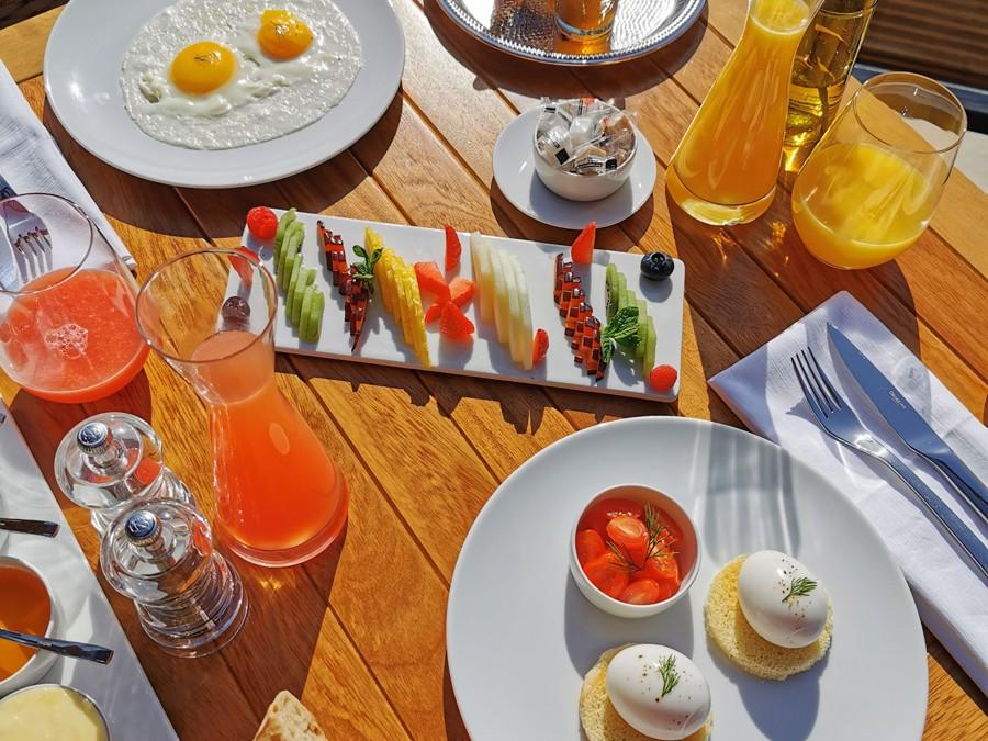 restaurant marrakech hotel labrillante